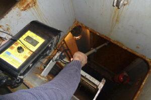 Inspecciones de condición de buques